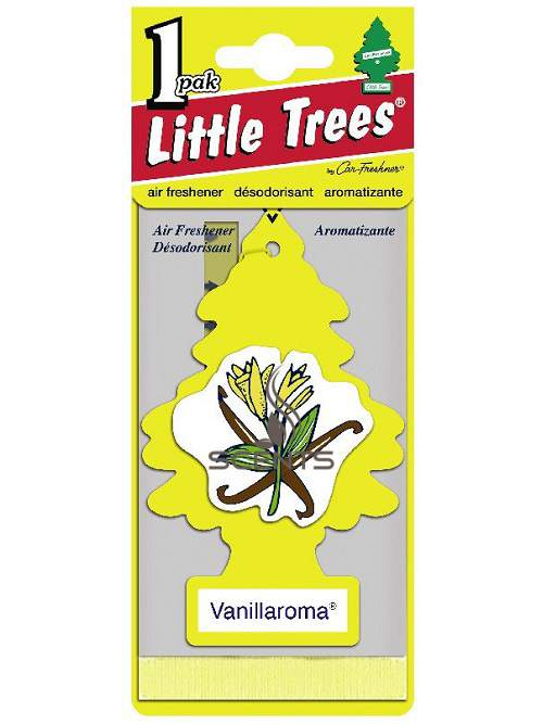 Елочка Little trees Vanillaroma