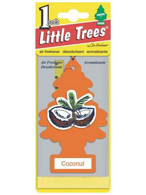 Елочка Little trees Coconut